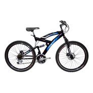 Bicicleta Gw Caronte Rin 27.5 Fdisco 18 Cambios