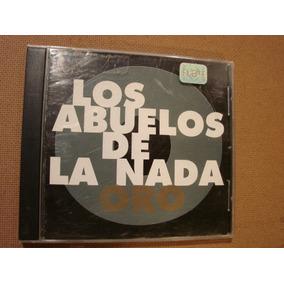 Los Abuelos De La Nada Oro Cd Usado 1996 Compilacion