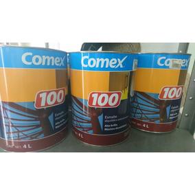 Precio pasta texturizada comex construcci n en mercado for Bote de pintura precio