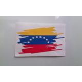 Stiker Venezuela ( En Vinil De Corte) Brillante