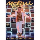 Dvd Mc Gui - O Bonde É Seu Ao Vivo - 2014