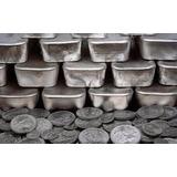Plata 7 Mil El Gr (monedas,cadenas,bandejas,cubiertos,etc)