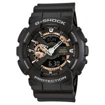 Relógio Casio G-shock Ga-110rg-1adr Resistente A Choques
