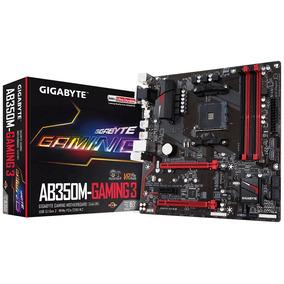 Motherboard Gigabyte Ab350m-gaming 3 Ryzen Am4 Wilson