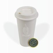 Vasos Cafeteros Reusables 16 Oz Starbucks