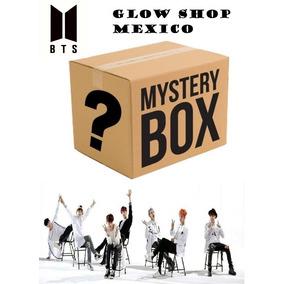 Bts - Mistery Box Army Gold Kpop Envio Inmediato