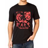 Camiseta Karate Kid Film Cult Exclusiva