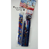 Mickey Mouse Set Escolar Ideal Cotillon Regalo