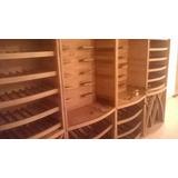 Cavas Bodegas Vinoteras Mueble Para Vinos En Roble