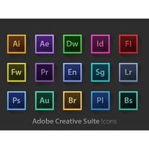 Suite Adobes 2015 Completa