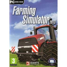 Jogo Farming Simulator Fazenda 2013 Pc E Notbook Dvd-rom
