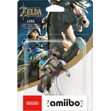 Amiibo Link Rider The Legend Of Zelda Breath Of The Wild
