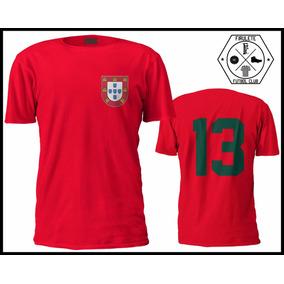 Remera Portugal 1966 Eusebio Firulete Futbol Club