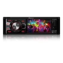 Dvd Player Pioneer Dvh-8880avbt Bluetooth Usb Tela 3,5 Pol.