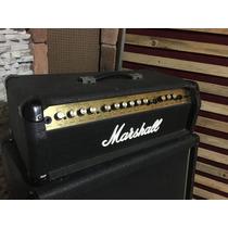Cabeçote Guita Head Amplificador Marshall Valvestat100 8100