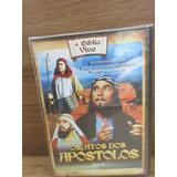 Dvd - Os Atos Dos Apóstolos - Vol. 1 - Novo - Lacrado