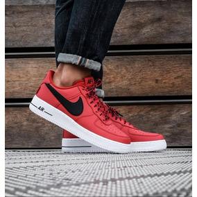 de712cf8c645c Nike Air Force Negras Baratas - Ropa y Accesorios Rojo en Mercado ...