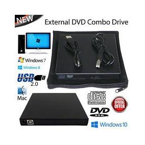 Unidad Dvd Externa Lenovo Ibm Combo Drive Ii