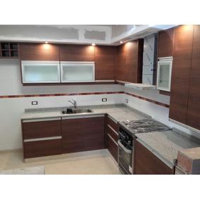 Muebles De Cocina A Medida - Amoblamientos Completos de Melamina y ...
