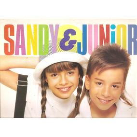 3 Lps Sandy & Junior - Pra Dançar, Sábado À Noite, Tô Ligado