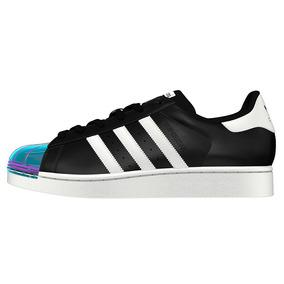 Zapatillas adidas Originals Superstar Mt Negra Mujer