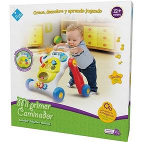 Mi Primer Caminador Bebé - El Duende Azul