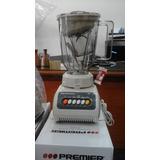 Licuadora Premier 2 In 1 Blender 1.5 Lts 350 Watts 4 Veloci