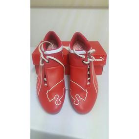 Tenis Puma Ferrari Rojos
