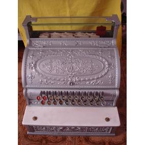 Maquina Registradora Antiga National 332 Impecavel= Lindona