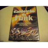 Dvd Caldeirao Do Funk Carlinhos E Fait Mc Leke Lacr