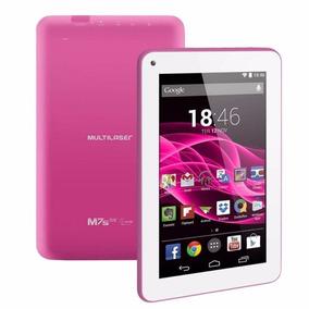 Tablet M7s Quad Core Android 4.4 Kit Kat Dual Câmera Multila