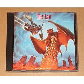 Meat Loaf Bat Out Of Hell Ii Back Into Hell Cd Hard Rock