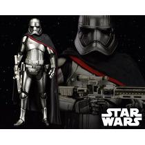 Star Wars Kotobukiya Captain Phasma Artfx+ Ya En Mano Dg