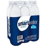 Smartwater Botella 1l 6 Ct
