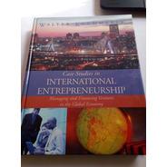 Libro En Inglés International Entrepreneurship Negocios
