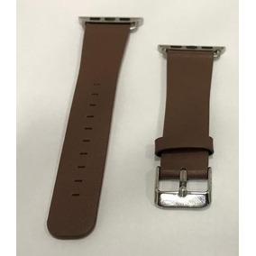 00d25d1ef87 Pulseira Apple Watch 42mm Marrom - Relógios no Mercado Livre Brasil