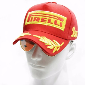 Boné Pirelli Podium F1 Racing Gp Import Alemanha 2017