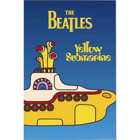 Poster The Beatles Importado Varios Modelos Envio Gratis Df
