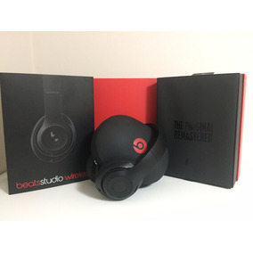 Fone De Ouvido Beats Studio 2 Wireless New Bluetooth Novo