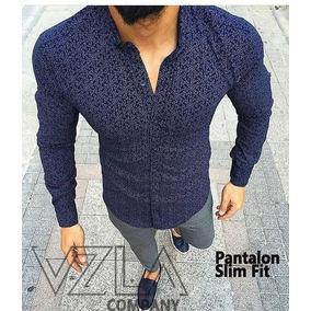 Camisa Caballero Slim Fit Originales