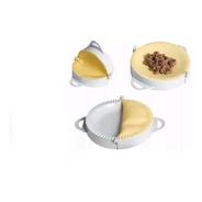 Forma Molde Para Pastel Rissolis Fogazzas Kit Com 5 Tamanhos