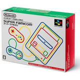 Snes Mini (nintendo Super Famicom) Versión Japón, Macrotec
