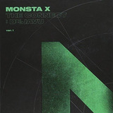 Monsta X The Connect: Deja Vu Cd Nuevo Importado Koreano