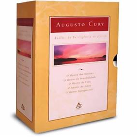 Livro Box Coleção Análise Da Inteligência De Cristo