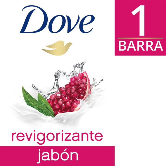 Jabón Dove Granada Y Verbena 90 Gr