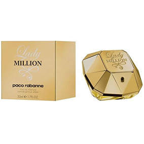 Perfume Lady Million Paco Rabanne Feminino 50 Ml