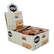 Gu Energy Gel Carboidrato Caramelo Caixa Com 24 Sachês