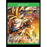 Dragon Ball Fighter Z Xbox One Envio Gratis