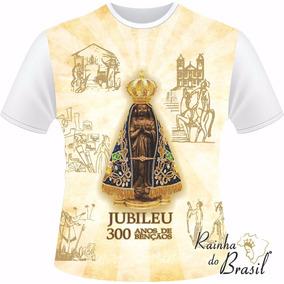 Camiseta Jubileu 300 Anos De N. Sra. Aparecida