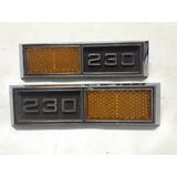 Chevy Insignia Lateral 230 (juego) Originales
